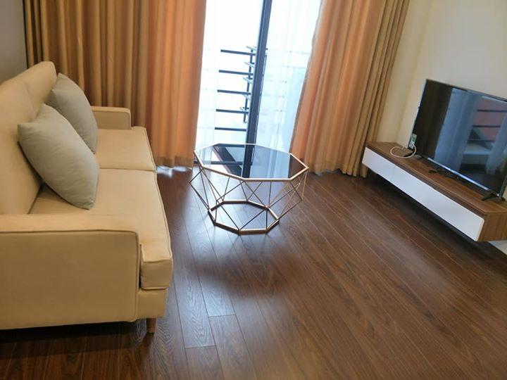 タイ湖エリアにおける新築なサービスアパート