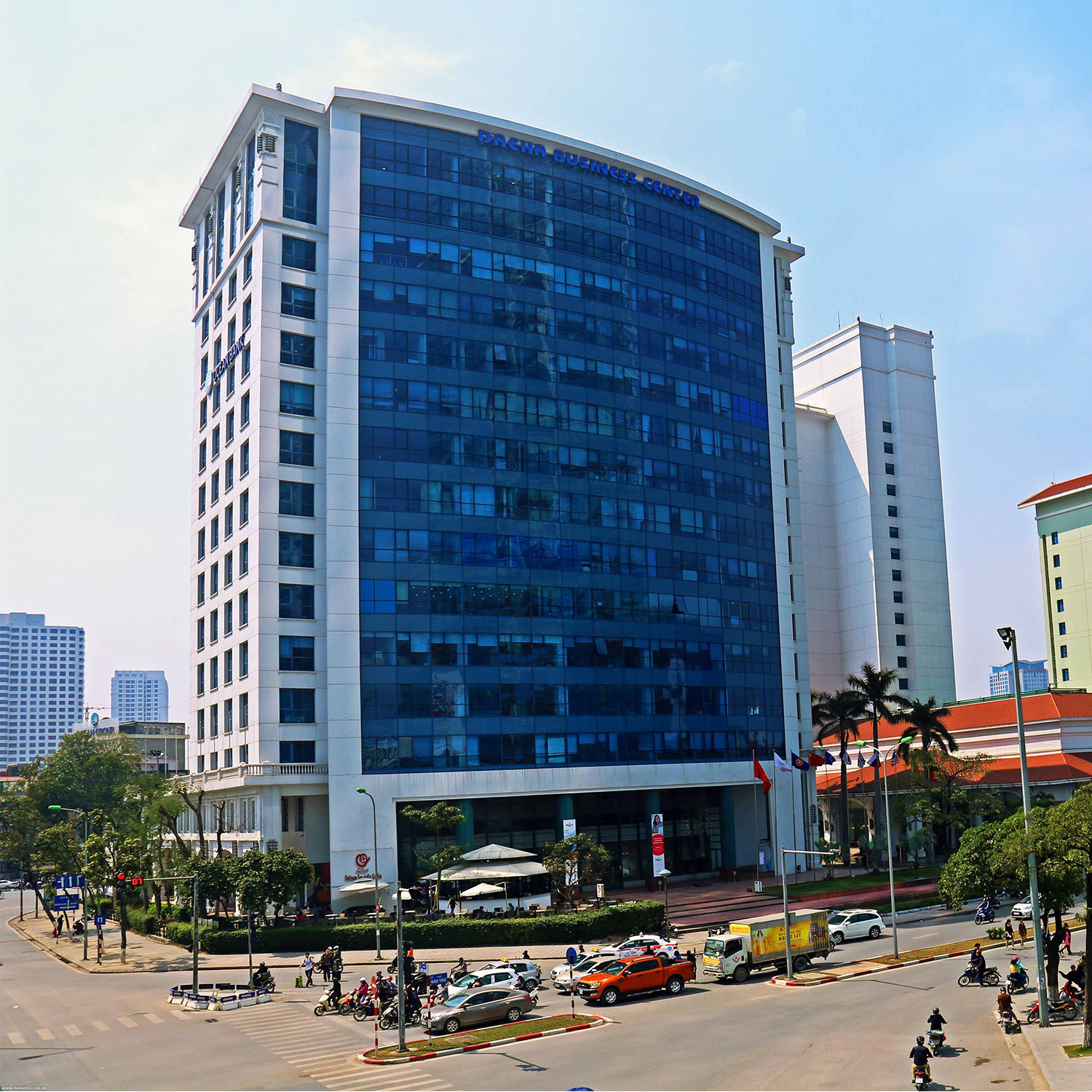 Daeha Business Center
