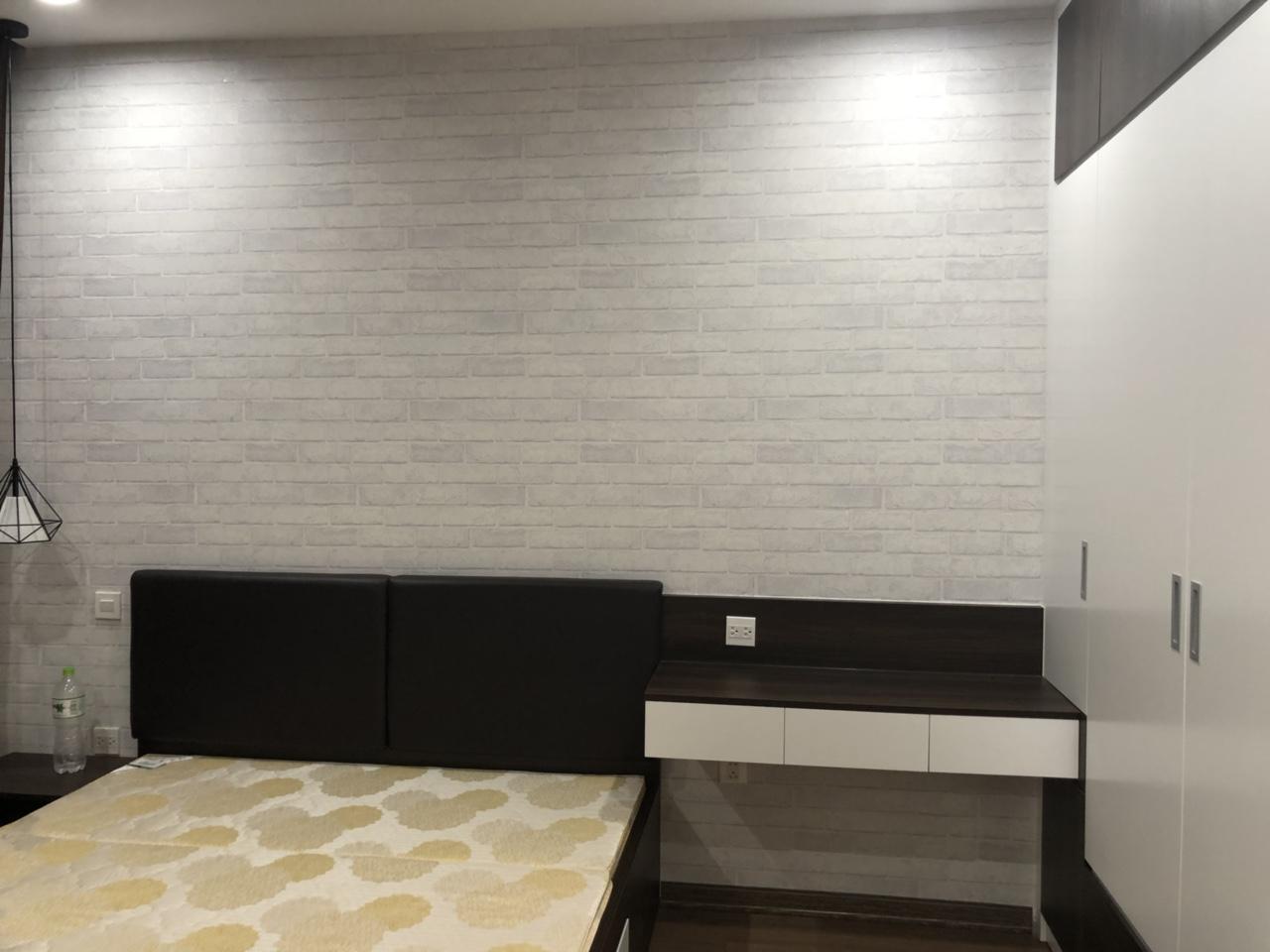 2018竣工年のVinhomes Gardeniaアパート