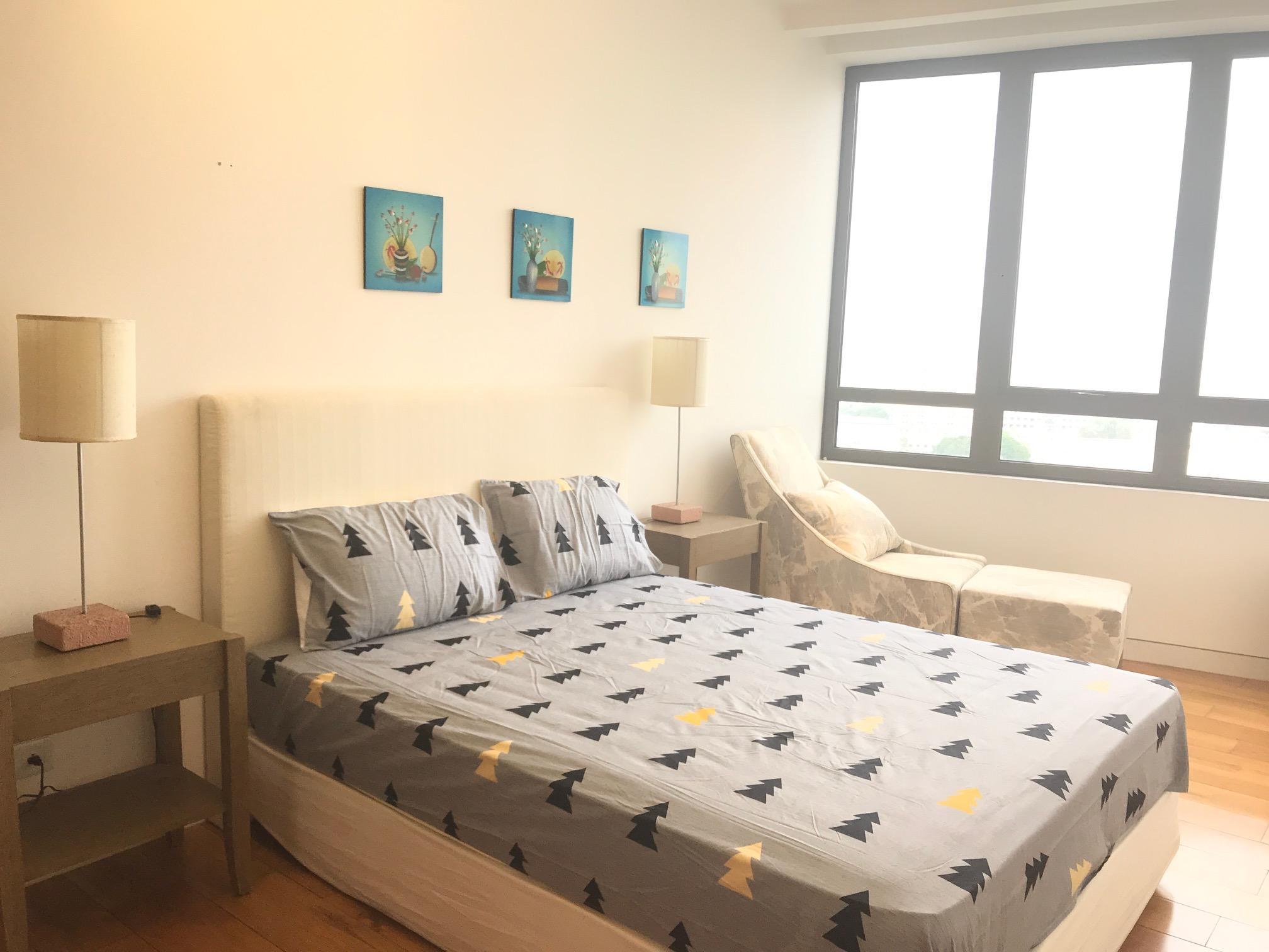 インドチナの2ベッドマンション