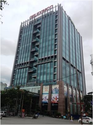 Geleximco Building