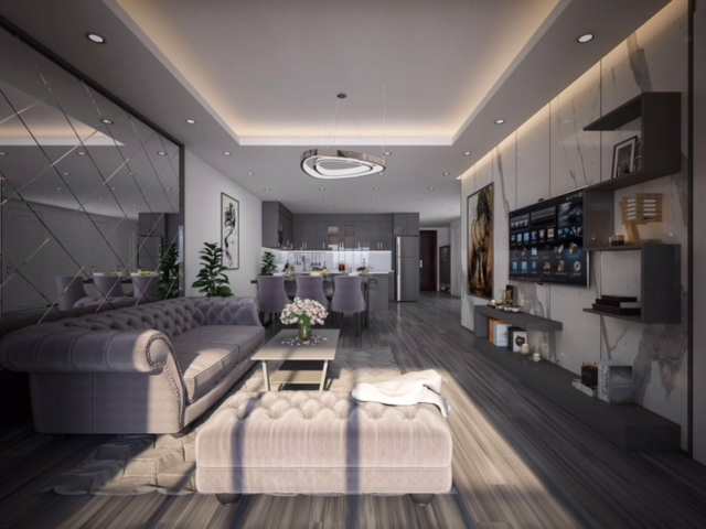 Luxury apartment for rent in D' Le Roi Soleil Tay Ho