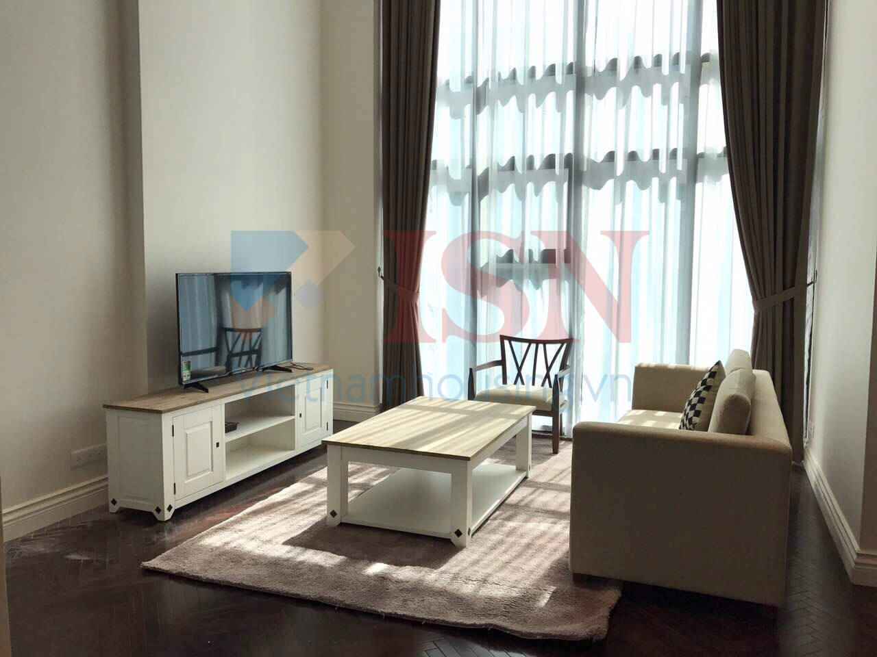 01 bedroom duplex apartment in Hoang Thanh